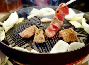いろいろな肉質も味わえます