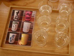 6種類の「飲み比べセット」