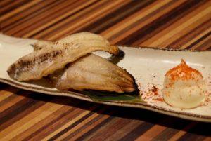 北海道らしい「氷下魚」