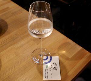 グラスで味わえる日本酒