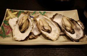 北海道「昆布森の牡蠣」