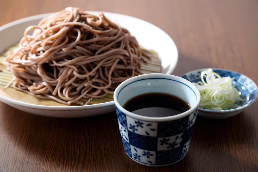 北海道のソバと札幌のおすすめ蕎麦(そば)店