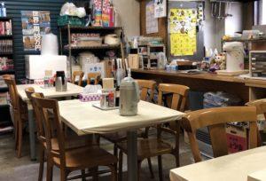 雰囲気は「昭和の食堂」