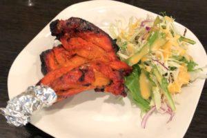 インド料理の定番「タンドリーチキン」