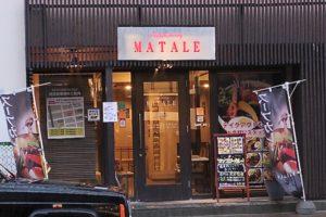 裏参道のカフェ風店舗