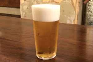 「晩酌セット」は生ビールも選べます