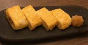 名物「日本一卵の出し巻き」もテイクアウトできます