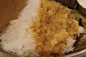 インド米の「バスマティ」