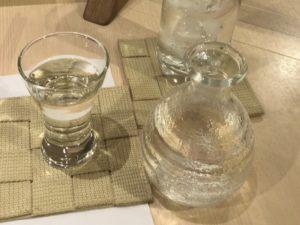 日本酒も厳選