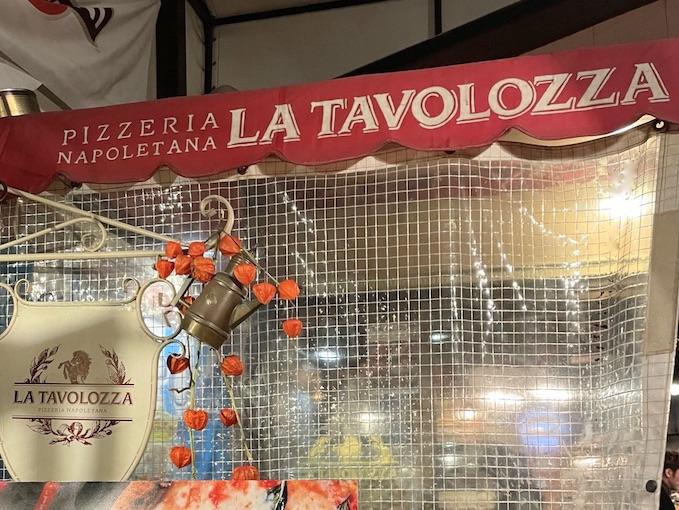 ラ・タヴォロッツァ(LA TAVOLOZZA)