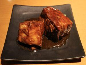 名物の「豚の角煮」