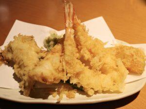 コスパ高い「天ぷら」