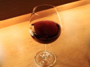 グラスワインで気軽に楽しめます