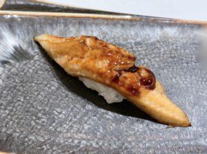 「穴子」は香ばしさと甘味が好バランス