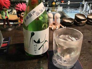 日本酒は厳選のラインアップ