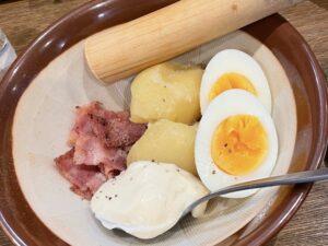 自分で作れる「ポテトサラダ」