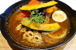 札幌グルメの「スープカレー」(イメージ)