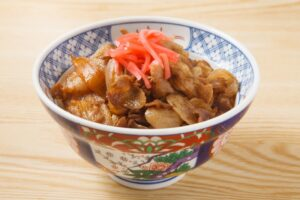全国版「豚丼」(イメージ)