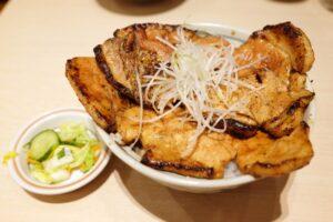 十勝の豚丼(イメージ)